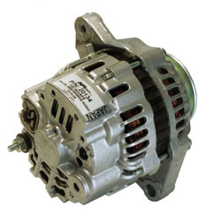 Diesel Alternator, Westerbeke, 50-AMP