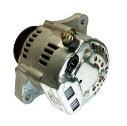 Diesel Alternator, Kubota Engines, 40-AMP