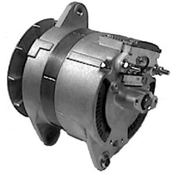 Alternator, Diesel only, 90 Amp