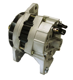 Delco Style Alternator, Diesel Only, 160 Amp