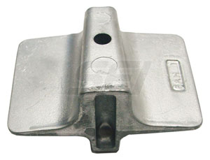 Anode Replaces OE#  6AH-45251-00-00