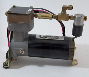 Gaffring Air Pump for Switchable Exhaust
