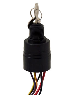 3-Position Magneto Ignition Switch