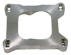 Square Bore To Spread Bore Carburetor Adapter