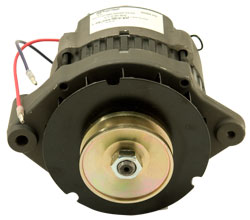 Mando 65 Amp Marine Alternator
