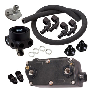 Tube Style Engine Oil Control Kit Up To 700HP