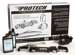 PROTECH Outboard Steering Kit
