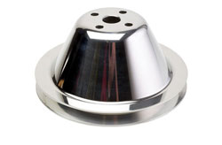Single Groove Sea Pump Pulley Offset for Crossover Style