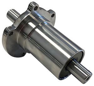 Hardin/Mercury Pump Shaft