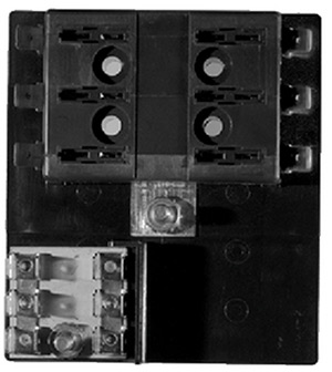 Ancor Ato/Atc 6 Gang Fuse Panel
