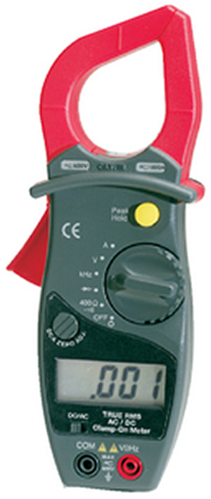 Ac/Dc Digital Clamp-On Meter