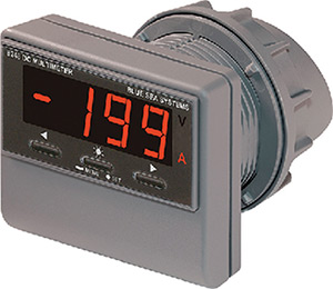 Blue Sea Systems 8248 Dc Digital Multi-Function Meter With Alarm