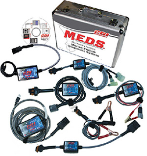 M.E.D.S Total Diagnostic System System