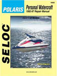 Service Manual Polaris PWC 1992-1997
