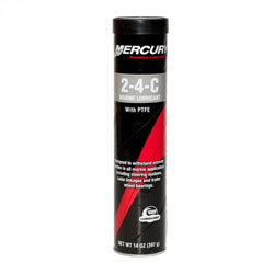 Mercury Sierra Hydro Defense Marine Grease 14 oz Cartridge. OEM# 92-802863A1