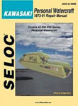 Service Manual Kawasaki PWC 1973-1991