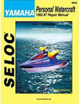 Service Manual Yamaha PWC 1992-1997