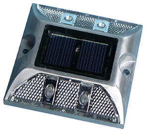 Dock Edge Solar Rechargeable Heavy Duty Aluminum Docklite