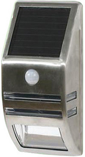 Solar Light W/Motion Sensor