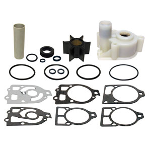 Upper Seawater Pump Housing Impeller Kit 46-96148T8
