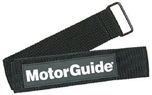Motorguide Tie Down Strap for Securing Trolling Motor