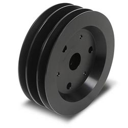 Weiand 3 Groove Replacement Pulley