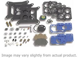 Carburetor Renew Kit for Model 4160 750 cfm.