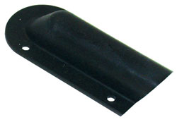 "1/2"" O.D. Clamshell Cover for Hose"