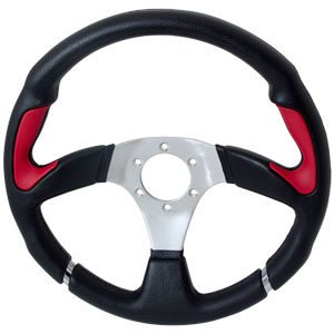 "13.8"" Isotta R-EVO Steering Wheel"