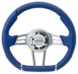 "13-3/4"" Isotta Aria Steering Wheel"