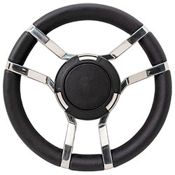 "13-1/2"" Gussi Futura Steering Wheel"