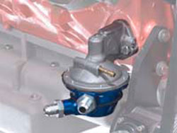 High Performance Marine Fuel Pump with Billet Base