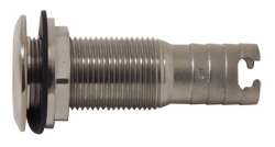 "1"" Slip-On Hose Stainless Steel Water Discharge Fitting"