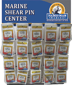 Marine Shear Pin Center