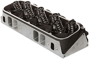 Marine Cylinder Heads from Dart, AFR and Edelbrock, Aluminum and Iron
