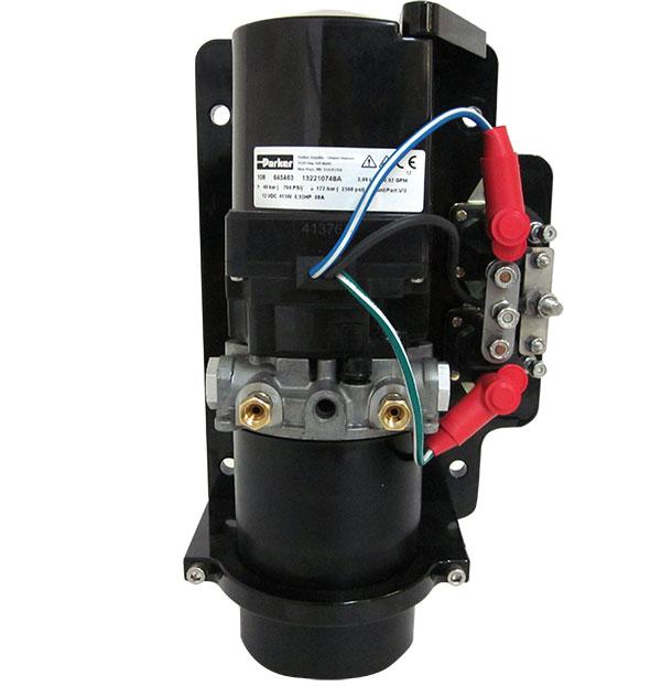 cp performance bulkhead mount high performance trim pump