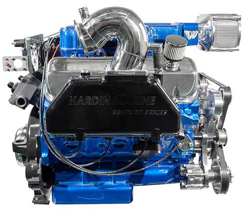 Seaward Series 525 Exhaust System