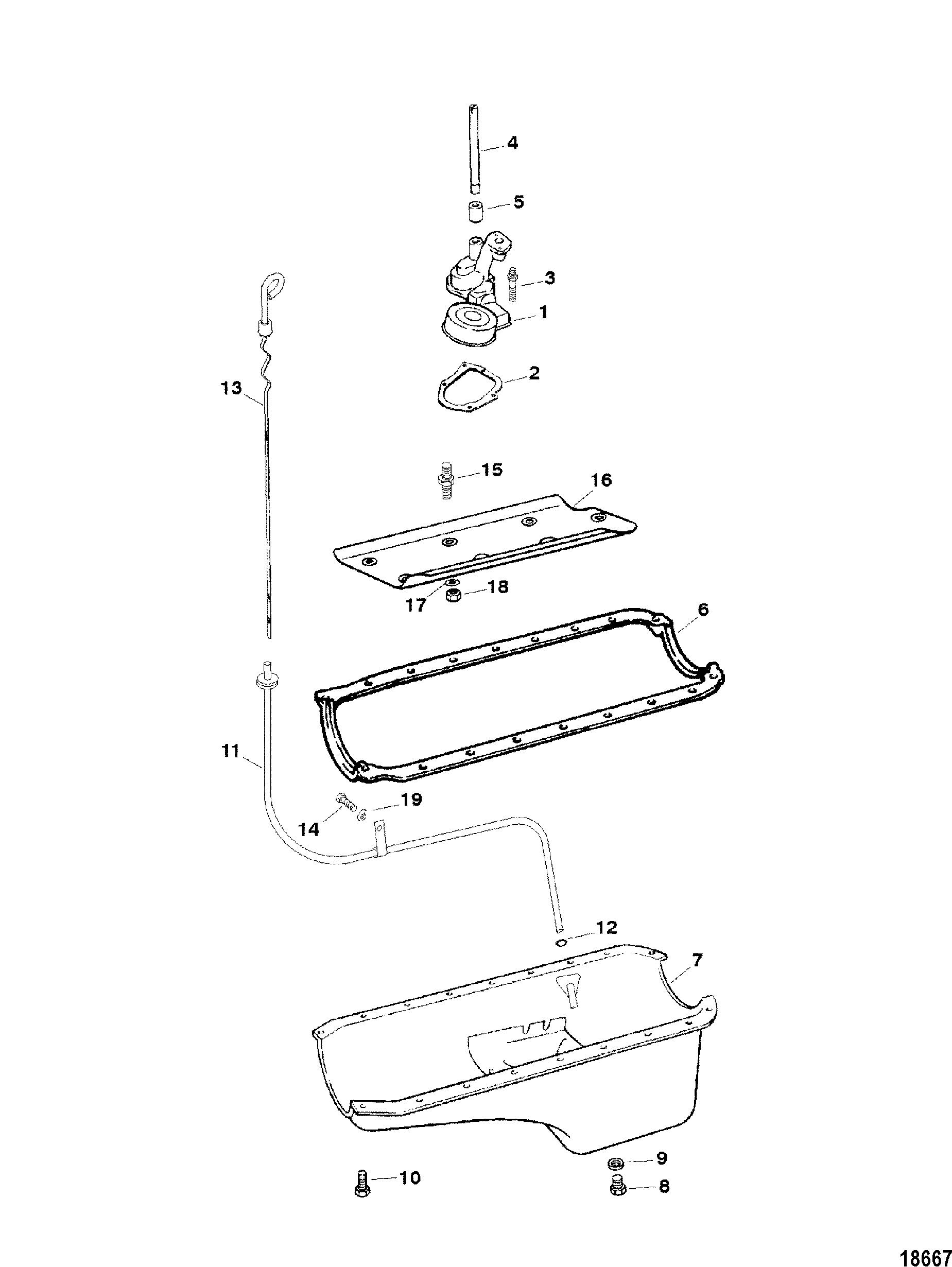 CP Performance - Oil Pan And Oil Pump