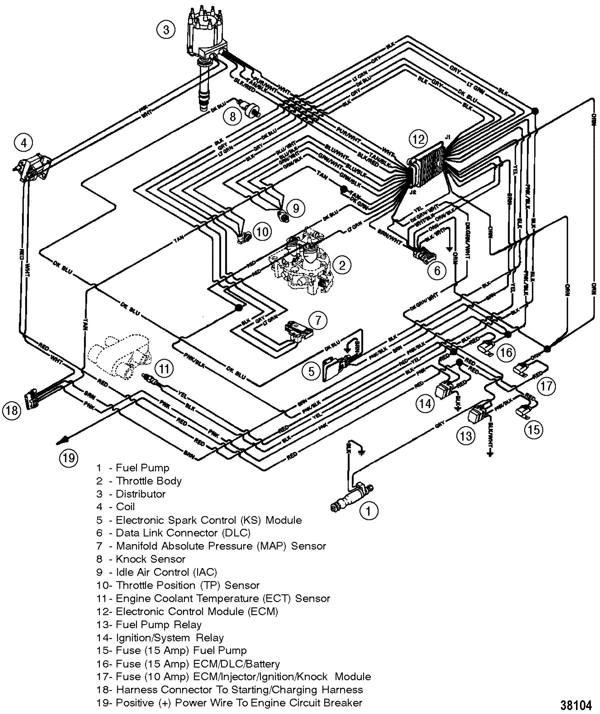 CD07243 Cp Performance Wiring Harness And Electrical Ponents | Wiring  LibraryWiring Library