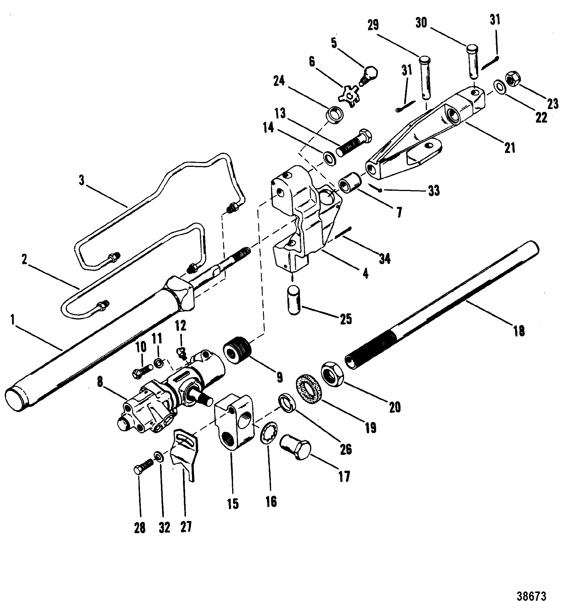 Cp Performance Power Steering Components Old Design