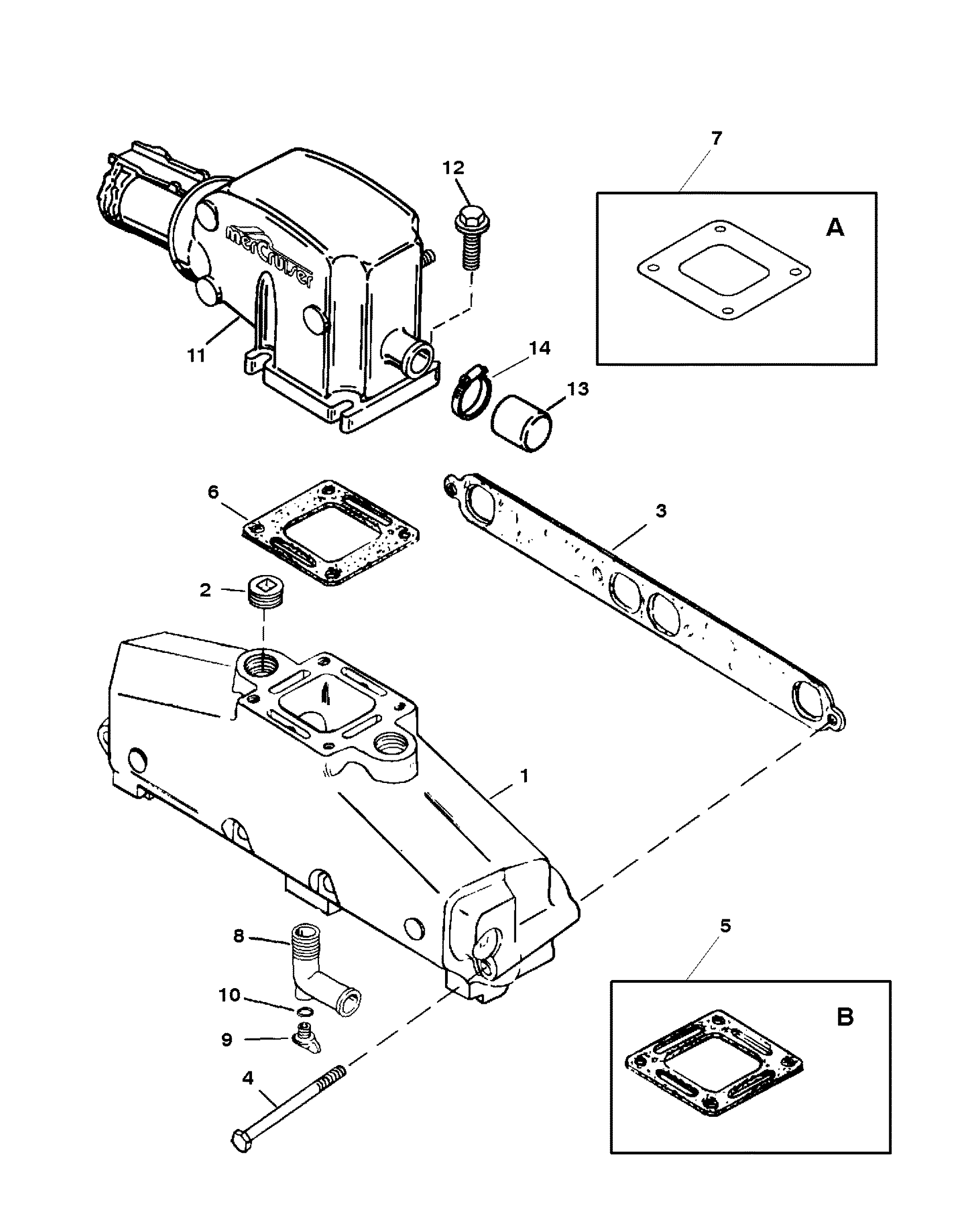gm 3 8 engine diagram exhaust wiring library 5 7lx bravo efi gen gm 350 v 8 1997 serial