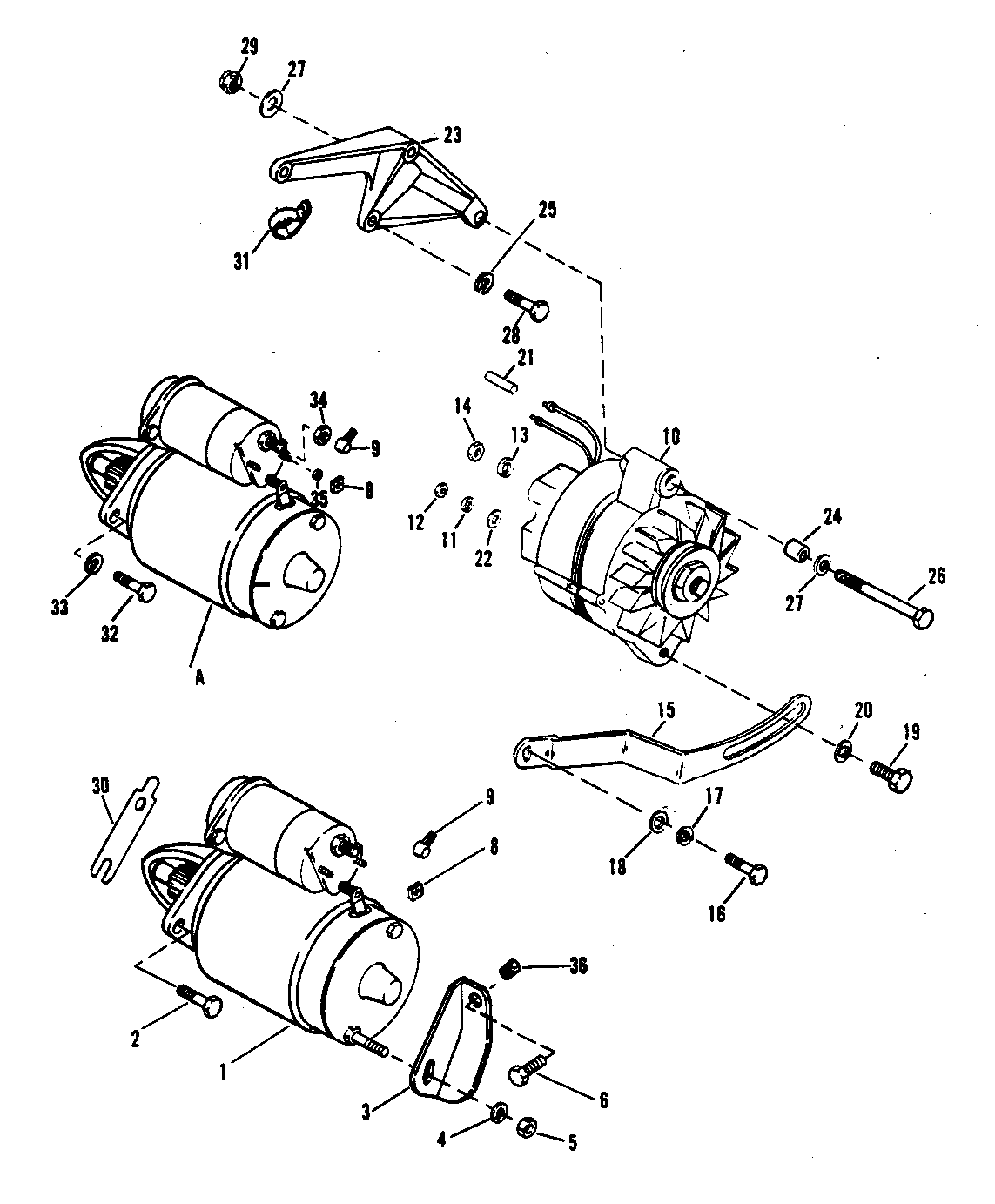 502 Gm Starter Diagram Electrical Wiring Diagrams Cp Performance And Alternator 465 1990 1992 Serial 0c849992