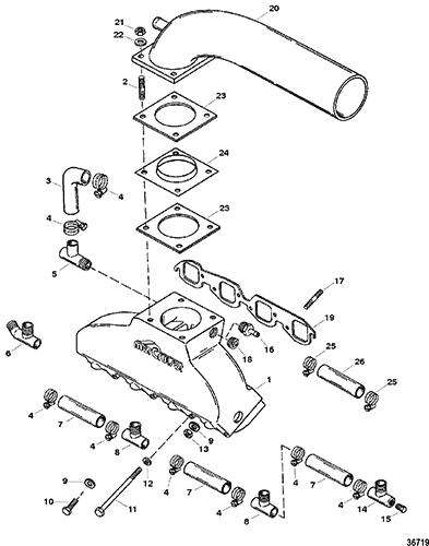 1999 Mercruiser Fuel Filter