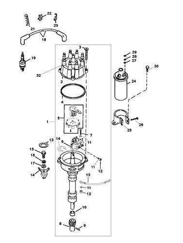 Mallory Unilite Ignition Wiring Diagram