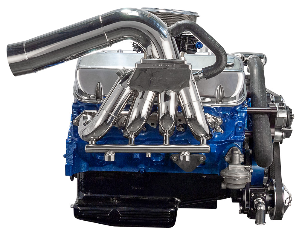 Marine Exhaust Systems Headers Manifolds Tips