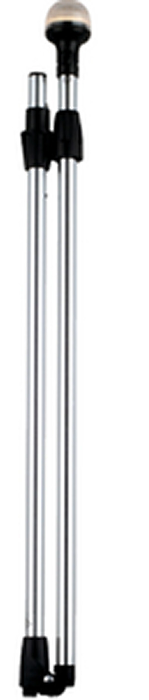 Attwood All-Round Light With Folding Pole 54""