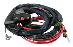 2 or 4 Wire to 3 Wire Conversion Harness