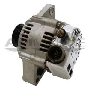 Mercury O/B Alternator Kit 12V 50-Amp supplied with Conversion Wire Harness to Replace Either Delco