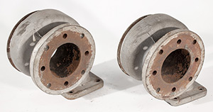 Pair of Turbo Housings