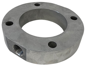 O2 Spacer, For Common Log Style Exhaust Manifolds